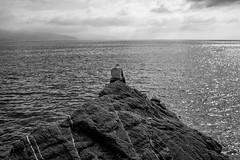 Looking the horizon (big91mogoro) Tags: nikon d3200 portofino liguria italy italia mare sea