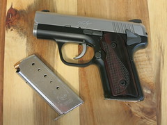 pistol handgun gun semiauto kimber solo 9mm