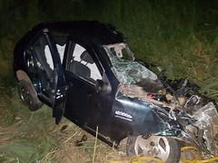 Duas pessoas morrem em acidente na BR-135, em Joaquim Felício, MG (portalminas) Tags: duas pessoas morrem em acidente na br135 joaquim felício mg