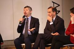EOS_8622 Ivan Scalfarotto e Giuseppe Sala (Fondazione Giannino Bassetti) Tags: milano progetto comunedimilano maifattura politica culutra neu