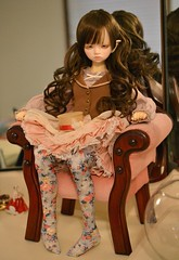 Younger Bellosse (whim_sy) Tags: dollinmind dim bellosse sd10 ottilie volksclassicalpinkwaltz