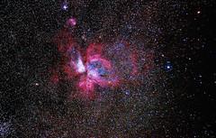 Carina Nebula (Ggreybeard) Tags: nebula carina etacarinanebula astronomy emissionnebula carinae astrometrydotnet:id=nova2032297 astrometrydotnet:status=solved