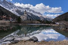 Alte Pfarrkirche in Sulden (cf771) Tags: italien pentaxdahd15mm40limited ski solda sport suldenamortler südtirol sulden trentinoaltoadige