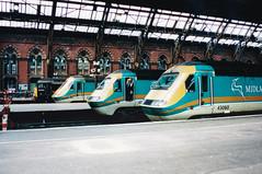 43060 Midland Mainline St Pancras 06.02 (Paul David Smith (Widnes Road)) Tags: midland midlandmainline mainline stpancras london 43 class43 hst 125 intercity125