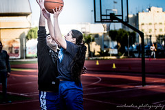 1 on 1 basketball- Jump Shoot (Michaelou Photography) Tags: ioanna belugga basketball jumpshoot valentinos oneonone photography2017
