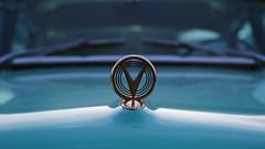 1955 Buick Roadmaster (jtr27) Tags: sdq2029fr01e jtr27 sigma sd quattro sdq foveon 50mm f28 ex dg macro manualfocus 1955 buick roadmaster classic antique car auto automobile hood ornament dof maine