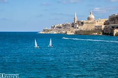 170314 Malta 045 [ix-Xatt, Ta' Xbiex] (Ton Dekkers) Tags: valletta ixxatt taxbiex