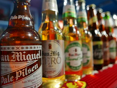 san miguel beer (DOLCEVITALUX) Tags: sanmiguelbeer sanmiguel beer palepilsen philippines panasoniclumixlx100 lumixlx100