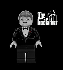 Godfather AKA The Blockfather (MinifigNick) Tags: godfather lego minifigure marlonbrando afol firestar