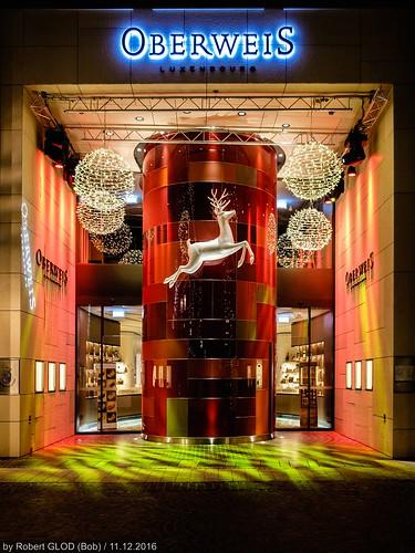 Luxembourg Winterlights - Light Nights