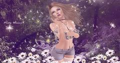 style-450 (CreationEpic) Tags: slink petitemort fashiowlposes supernatural exile ~treschicvenue~ bloom secondlife