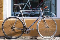 Trek 1200 (velostat.) Tags: cvelostat13086berlinlanghansstrase6 velostat langhansstrase6 trek1200 fahrrad aluminium