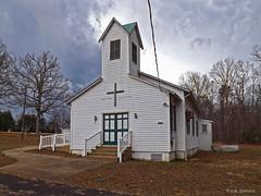 Mount Pisgah Baptist Church (r.w.dawson) Tags: orangecounty virginia mtpisgah baptist church architecture