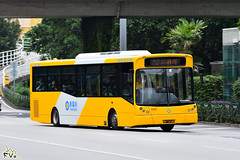 Transmac (Macau) Dennis Dart 11m (MCV/Soon Chow Bodywork) (kenli54) Tags: transmac dennis dart singledeck singledecker buses bus macau macaubus d35 mk7496 32 slf mcv soonchow