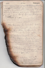 1-7 Feb 1915 (wheresshelly) Tags: ww1 wwi world war 1 australia gallipoli egypt military australian 4th field ambulance anzac morton wilfred