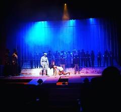 Jesus Christ Superstar: The Musical . #Day109 #lategram  (c) Marlene C. Francia 2017 . . . . . . . . . #HolyWeek #Nairobi #LentenSeason #Easter #KenyaNationalTheater #JesusChristSuperstar #SemanaSanta #Nairobi #Musical #JesusChrist