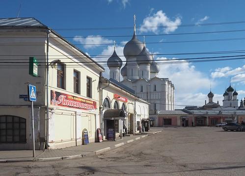 Ростов-Великий ©  trolleway