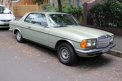 1977 Mercedes Benz C123 280CE (jeremyg3030) Tags: 1977 mercedes benz c123 280ce cars german w123