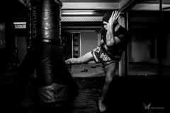 The Punisher (GMphotographie) Tags: nikonfr nikon light boxe boxeur entrainement reportage shoot intèrieur beautiful beautifullight photographer gmphotography shooting man france
