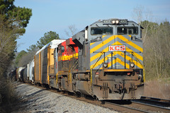 KCS SD70ACe 4003-129 (southernrailway7000) Tags: norfolksouthernrailroad kcssd70ace4003