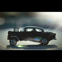 55 Chevy Gasser  #hotwheels #diecastcars #explore #lighting #arizona #arizonahighways (Eddy Dinero) Tags: lighting diecastcars explore hotwheels arizona arizonahighways