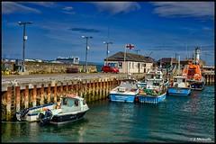 Kirkwall-002 (John@photosuite) Tags: kirkwall orkneyislands northernscotland seascape boats lighthouse uk nikon capita