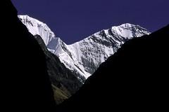 TREKKING ANNAPURNA... (lupus alberto) Tags: nepal himalaya ghiacciaio