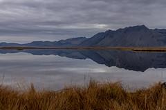 Staðarsveit á Snæfellsnesi (icecold46) Tags: staðarsveit snæfellsnes vatn lake reflection speglun fjöll mountain iceland ísland stillweather logn