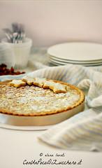 crostata con confettura e crema frangipane alla ricotta (conunpocodizucchero) Tags: crostate crostata torta dolce mandorle ricotta