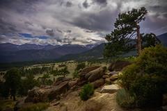 Somewhere in Colorado 2 ... (SahilH) Tags: slta99 sonyalphadslr colorado landscape tree mountains rockies rocks rmnp variosonnart282470