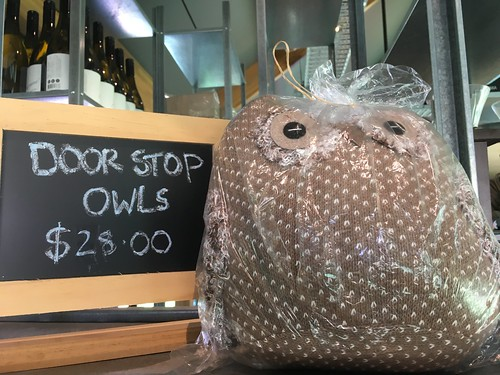 Doorstop Owls - Idea for Later