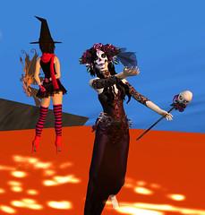 TerraMerhyem_Witch-Witch (TerraMerhyem) Tags: monster monstre horror terramerhyem merhyem ghost fantome halloween terror terreur epouvante peur fear angoisse anxiety anxiete monstruosite cauchemar nightmare alptraum sorciere witch wizardess