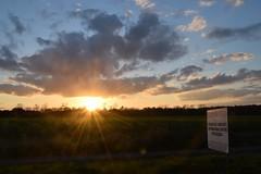 Dusk at Lyveden (Pegpilot) Tags: lyveden gliding welland airfield dusk sunset