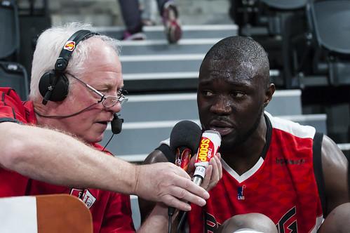 Didier Berthet & Youssou Ndoye - ©JacquesCormarèche