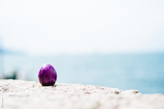 Easter VII °105/365 (donlunzo16) Tags: nikon df color lightroom raw nef preset vsco film vignette pack 3x nd filter city town nikkor afs lens lake garda nogaredo riva malcesine 58mm f114 365the2017edition 3652017 day105365 15apr17 easter egg theme week mural lakeside seaview bokeh simply