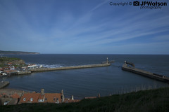 Looking Out To See From Whitby Chapel