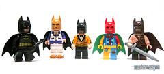 I have more new costume designs (WhiteFang (Eurobricks)) Tags: lego batman movie review polybag cat costume tuxedo print pod case suit outfit colour colourful coat hero superhero dc comic
