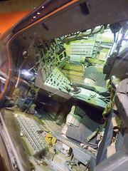 Armstrong Air and Space Museum 03-19-2017 - Gemini Capsule 2 (David441491) Tags: neilarmstrong museum gemini nasa projectgemini capsult interior controls