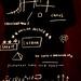detail - Superman - Jean-Michel Basquiat