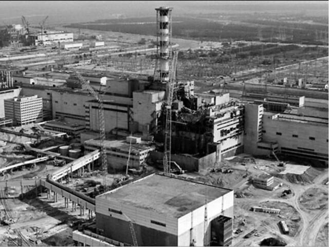 Прошел 31 год содня катастрофы вЧернобыле