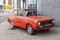 DAF 66 - De Garage (R. Engelsman) Tags: daf degarage luxor theater rotterdam 010 rotjeknor nederland nl auto automotive vehicle car oldtimer klassieker