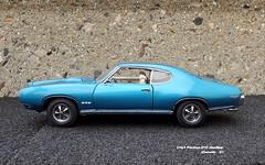 1969 Pontiac GTO Hardtop (JCarnutz) Tags: 124scale diecast danburymint 1969 pontiac gto