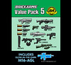 Value Pack 5 (GI Brick) Tags: gibrick wwwgibrickcom brickarms lego legoweapons legosoldier legominifigs legomoc legominifigures legowwii legostarwars legoguns