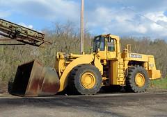 Michigan L320 (1) (Proto-photos) Tags: michigan l320 heavyequipment machinery construction frontendloader vehicle wheeled bucket connellsville pennsylvania