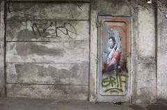 Arnaud Assoumani (HBA_JIJO) Tags: streetart urban graffiti vitry vitrysurseine pochoir c215 stencil art france artiste artist christianguémy hbajijo painting aerosol peinture portrait celebrity paris94 spray pochoiriste bombing sport athlete jeuxparalympiques