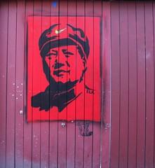 Mao (StuRap) Tags: perth streetart elk mao