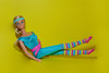 Great Shape Barbie (DollsGalore) Tags: barbie great shape aerobics aerobic 1980s 1983 vintage nostalgia leotard legwarmers workout