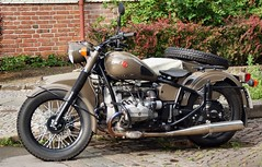 Ural M-72 (Legends of wheels) Tags: berlin ural ural41 uralm72 1941 udssr kantensteinlegende