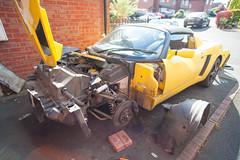 ZF2Y6477.jpg (Adam the ribless) Tags: repair racecar removal vx220 elise lotus ly36 sun clam fiberglass british vauxhall sportscar servicing radiator performance racing