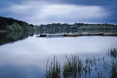 Thornton Pre Dawn [edit] (marc_leach) Tags: landscape reservoir thorntonreservoir leicestershire dawn sunrise boats uk longexposure nikon